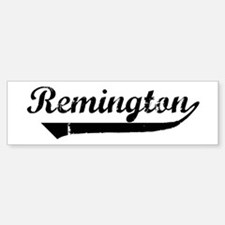Remington (vintage) Bumper Bumper Bumper Sticker