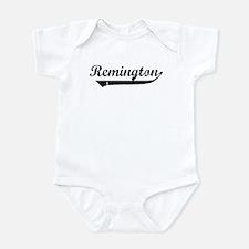 Remington (vintage) Infant Bodysuit