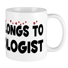 Belongs To A Neurologist Mug