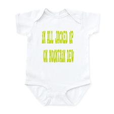 Jacked Up Infant Bodysuit