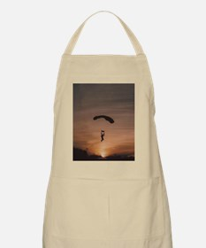 Apron with Sunset Skydiver