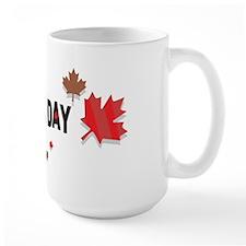 Canada Day Mug