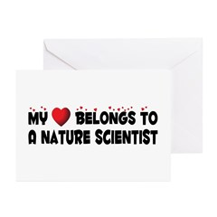 Belongs To A Nature Scientist Greeting Cards (Pk o