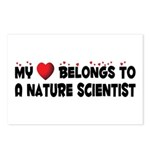Belongs To A Nature Scientist Postcards (Package o