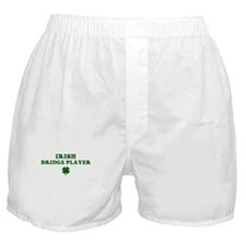 Bridge Player Boxer Shorts