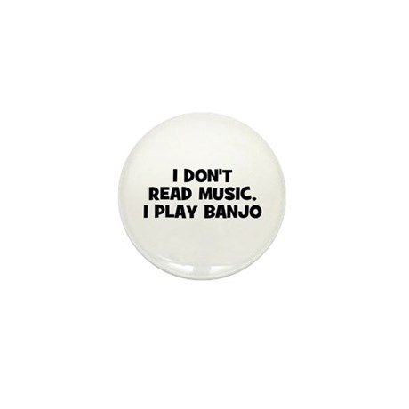 I don't read music, I play Ba Mini Button (100 pac