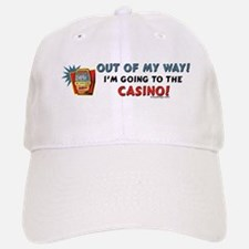 Out of my way! Baseball Baseball Cap