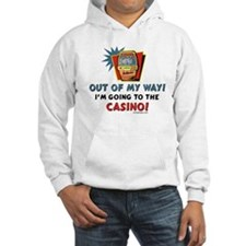 Out of my way! Hoodie