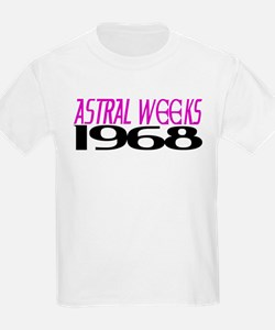 ASTRAL WEEKS 1968 T-Shirt
