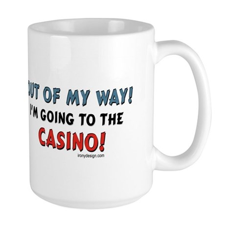 Casino Lovers Large Mug