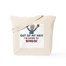 BINGO!! Tote Bag