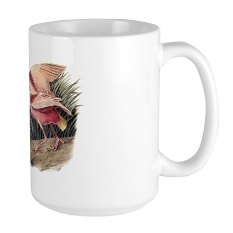 Audubon Spoonbill Bird Large Mug