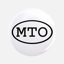 """MTO Oval 3.5"""" Button (100 pack)"""