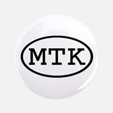 """MTK Oval 3.5"""" Button (100 pack)"""
