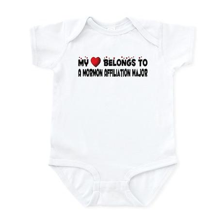 Belongs To A Mormon Affiliation Major Infant Bodys