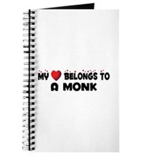 Belongs To A Monk Journal