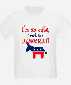 So Cute Democrat T-Shirt