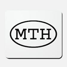 MTH Oval Mousepad