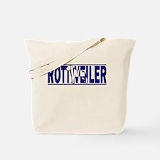 Hidden Rottweiler Tote Bag