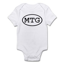 MTG Oval Infant Bodysuit
