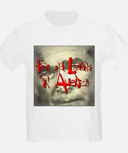 Fear and Loathing in America Kids T-Shirt