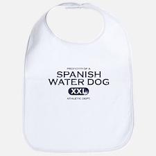 Property of Spanish Water Dog Bib
