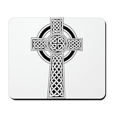 Celtic Cross Mousepad