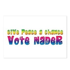 Nader for Peace Postcards (Package of 8)