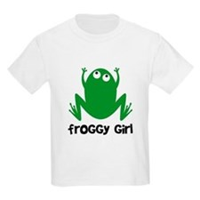 Froggy Girl T-Shirt