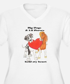 Big Dogs Lil Horses T-Shirt