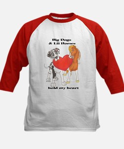 Big Dogs Lil Horses Tee