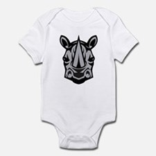Rhinoceros Infant Bodysuit