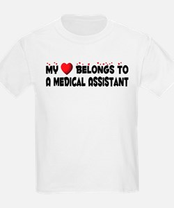 Belongs To A Medical Assistant T-Shirt