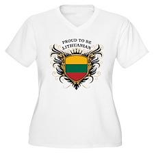 Proud to be Lithuanian T-Shirt