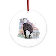 Eagle Spirit Keepsake (Round)