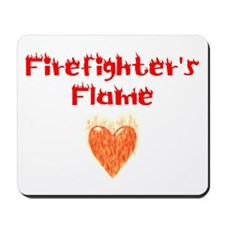 Firefighter Mousepad