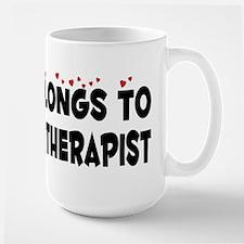 Belongs To A Massage Therapist Mug