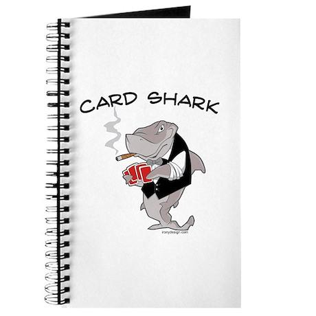 Card Shark Journal