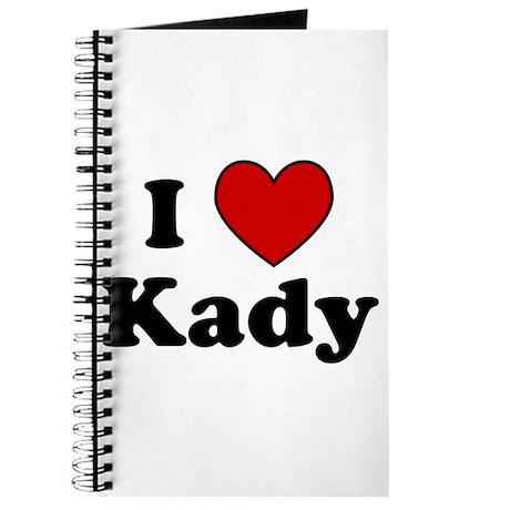I Heart Kady Journal