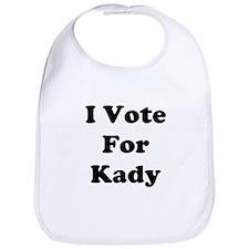 I Vote For Kady Bib