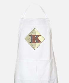 Diamond K BBQ Apron