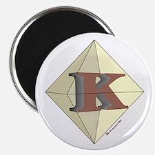Diamond K Magnet