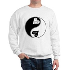 Lovely Ying Yang Sweatshirt