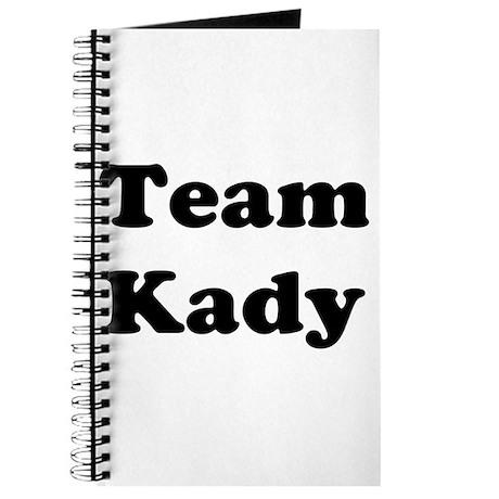 Team Kady Journal