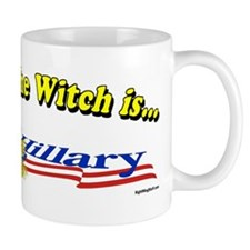 Ding Dong the Witch is... Mug