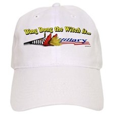 Ding Dong the Witch is... Baseball Cap