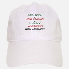With Attitude! Baseball Baseball Cap