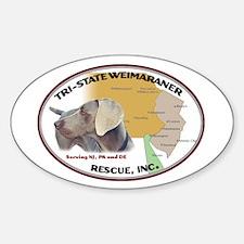 Original TSWR Logo Decal