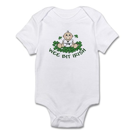 Wee Bit Irish Boy Infant Bodysuit