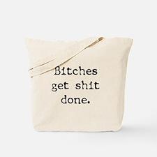 Get It Done Tote Bag
